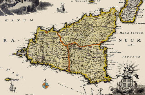 Sicilia, terra di conquiste