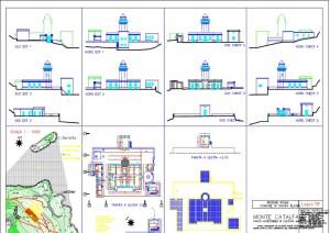 Il progetto dell'ing. Guudo Nicastro per il restauro del Faro di Capo Zafferano