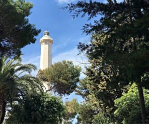 Faro di Taranto (San Vito). Foto di Aurora Gabriele