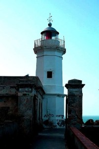 Faro di Capo Zafferano, foto di Mimmo Schillaci