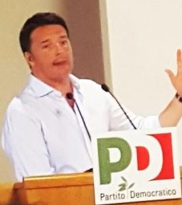 Matteo Renzi in direzione3