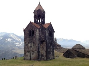 Monastero di Agapath Armenia (X secolo). Patrimonio dell'UNESCO. Foto di Gabriele Bonafede