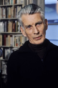 Aspettando di leggere Samuel Beckett, vediamo un poco com'e venuto nella foto di Wikipedia...