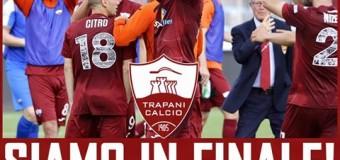 Trapani in finale per la Serie A
