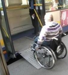 I disabili sono spesso in difficoltà a Palermo