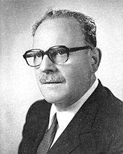Giuseppe Alessi, primo Presidente della Regione Siciliana