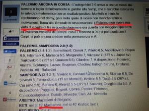 Maccarone gioca ancora nel Palermo? Non lo sapevamo... eppure avrebbe persino segnato un gol!