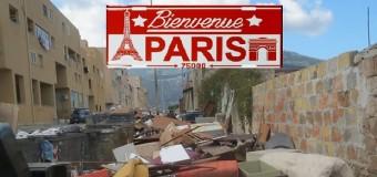 Palermo e Parigi capitali dell'immondizia