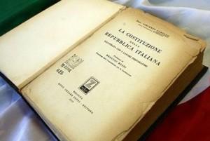 Costituzione Italiana libro