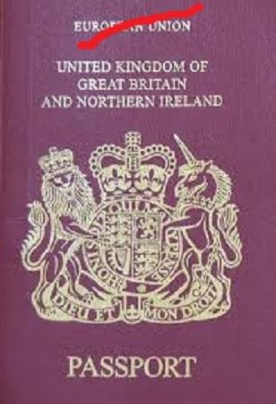 UK Passport_Brexit_G