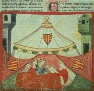 Nascita di Federico II a Jesi