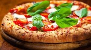 Pizza-Unesco con annessa professionalità del servizio