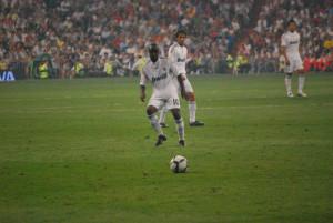 Diarra ai tempi del Real Madrid