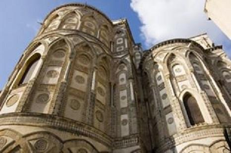 Duomo Monreale Absidi