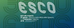 L'affiche di ESCO 2016