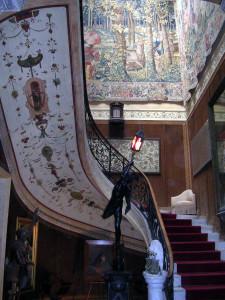 Villa Whitaker Malfitano a Palermo. Un posto gattopardesco, nel senso migliore del termine.