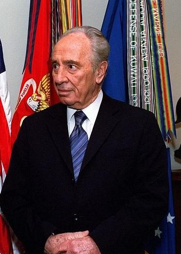 Shimon Peres zoom