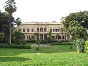 """Villa Whitaker Malfitano, uno dei 90 luoghi di """"Le Vie dei Tesori"""" 2016"""