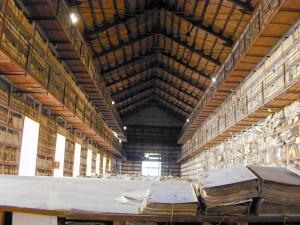 L'Archivio di Stato alla Gancia