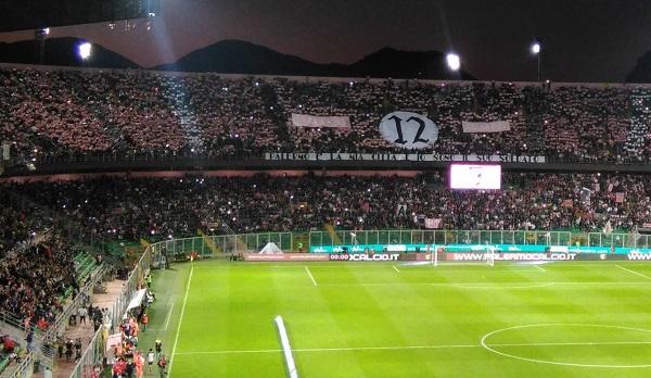 Quando il Barbera era pieno, persino nel rischio della retrocessione. Palermo-Verona 3-2