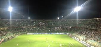 Mille e non più mille, scende il buio sul Palermo