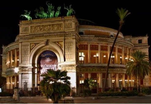 Teatro Politeama Notte di Zucchero