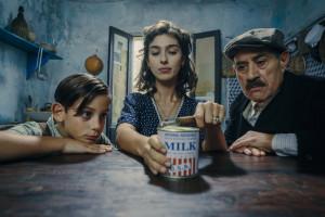 Stella Egitto con Samuele Segreto e Antonello Puglisi