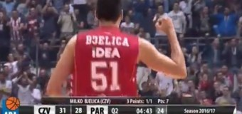 Lega Adriatica di basket: la Stella Rossa prima a punteggio pieno