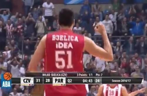 Bjelica Lega Adriatica Basket