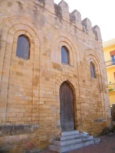 Chiesa di San Nicolò a Mazara del Vallo.