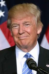 In quanto presidente è nato ieri.