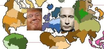 Quanto resta all'umanità con Putin da un lato e Trump dall'altro