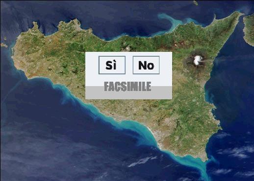 Sicilia SI No Facsimile