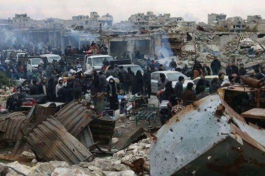 900 civili detenuti dai nazisti di Assad ad Aleppo