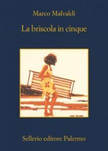 Marco Malvaldi Briscola in Cinque sellerio copertina