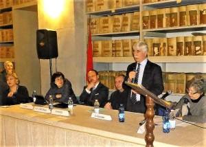 Emilio Arcuri nella Giornata della Memoria Palermo