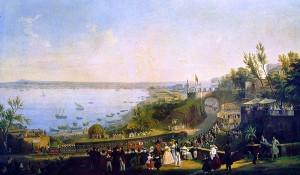La Napoli-Portici era all'avanguardia. Ma le scuole non funzionavano granché