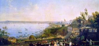 Dalla Napoli-Portici all'arretratezza del Regno borbonico