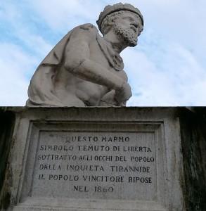 Ugo Forello ha postato il genio di Palermo sulla sua pagina Facebook.