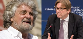 Incredibile giravolta pro-EU e anti-Putin di Grillo