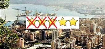 Palermo e il nulla a Cinque-Stelle-Meno-Tre