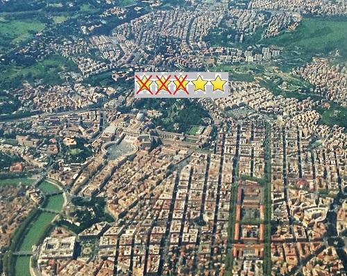 Cinque-Stelle-Meno-Tre da Bruxelles a Palermo, passando per Roma.