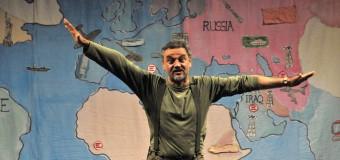 Stupidorisiko: lo spettacolo di Emergency a Palermo, Teatro Patafisico