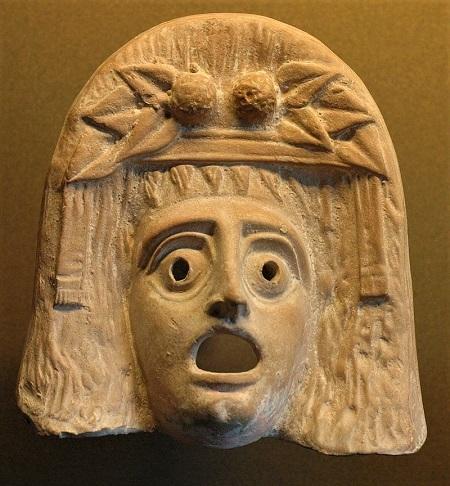 Maschera di Dionisio Louvre da Wikipedia M