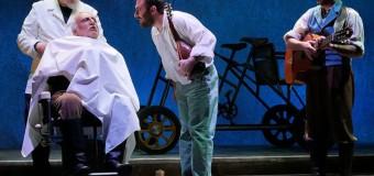 """Dramma e catarsi: """"Il casellante"""" di Camilleri al Teatro Biondo di Palermo"""