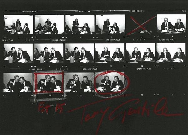 Scegliendo una foto epocale