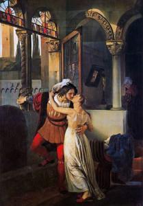 Almeno Romeo e Giulietta lasciamoli in pace.