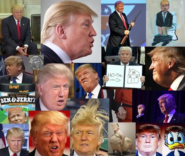 Trump Collage GB M1