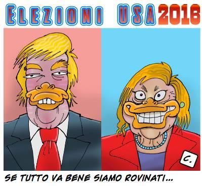 Elezioni USA 2016 se tutto va bene