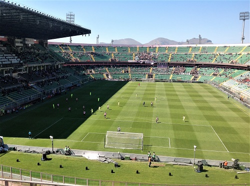 Palermo - Bologna 0-0 Stadio Barbera foto Gabriele Bonafede M